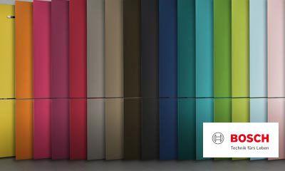 Bosch Kühlschrank Deutschland : Bosch vario style farbige fronten für ihren kühlschrank